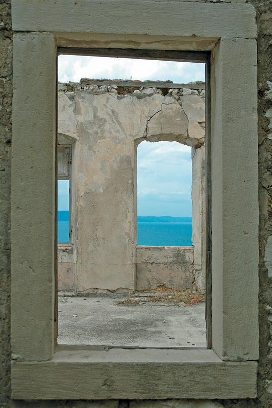 okna na more
