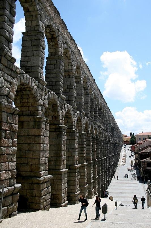 Aquaducto de Segovia I.
