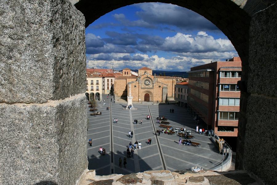 Okno - Segovia