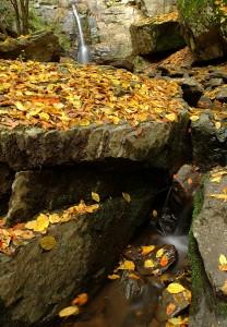 Starohutsky vodopad